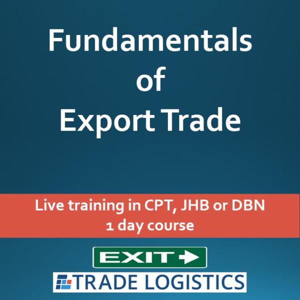 export training