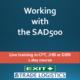 SAD500 training