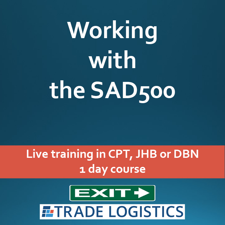 Working with the SAD500 - 1-day course training session - Trade ...